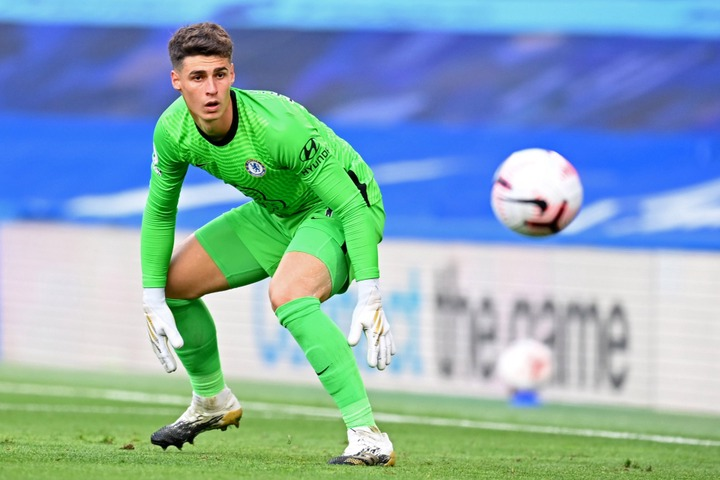 Kepa Arrizabalaga v Edouard Mendy - Chelsea goalkeepers analysed and Frank  Lampard has a huge decision to make