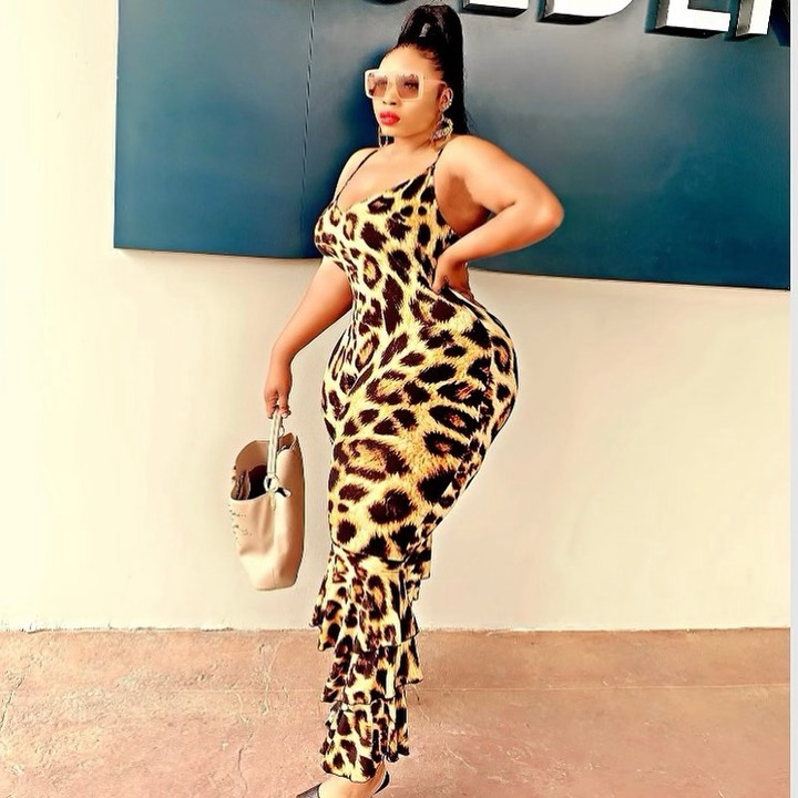 Forget About Destiny Etiko, Meet The Nigerian Celebrity Whose Curvy Figure Is Causing Confusion Online