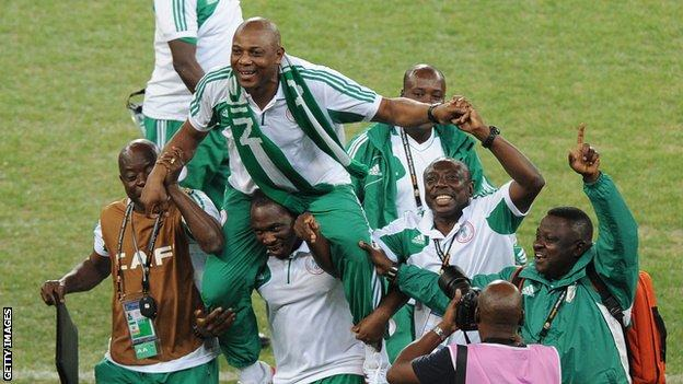 Stephen Keshi will be remembered as an <a class=