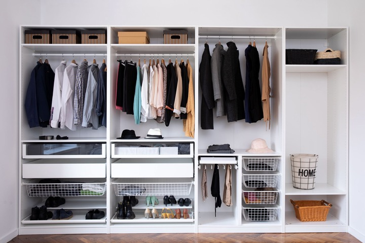 12 Closet Organizing Ideas to Make the Most of Your Space
