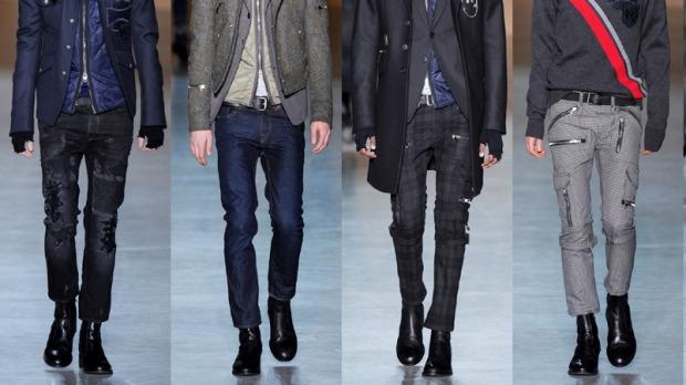 Should men wear skinny jeans?