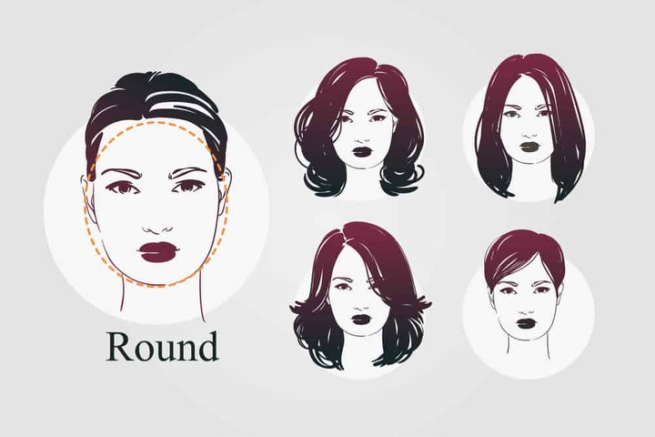 9 Face Shapes for Women and Best Hairstyles for Each
