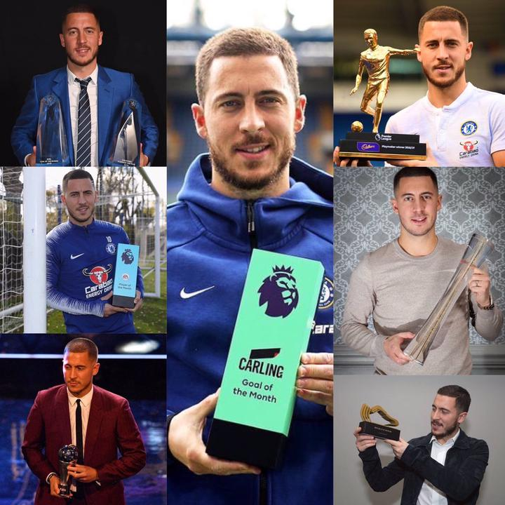Six mind-blowing stats of Hazard that will excite Real Madrid fans