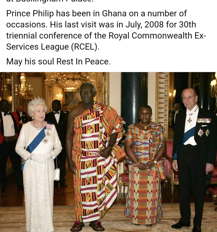"""""""I least expected news of this Death"""" – President Kufuor confirms a sad rumour. 49"""