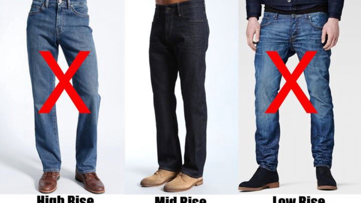 Wrong Jean Combination Mistakes To Avoid