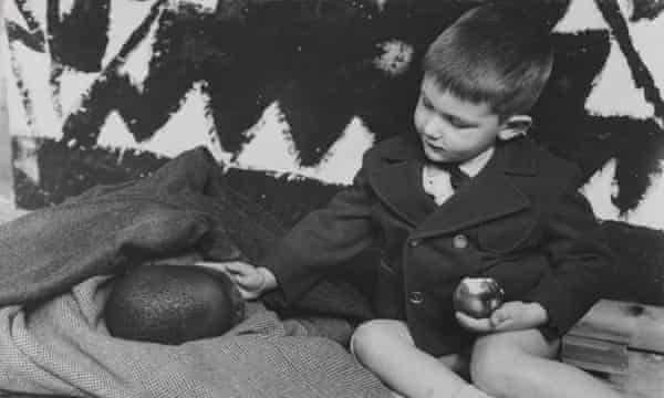 The human zoo, Belgium, 1958.