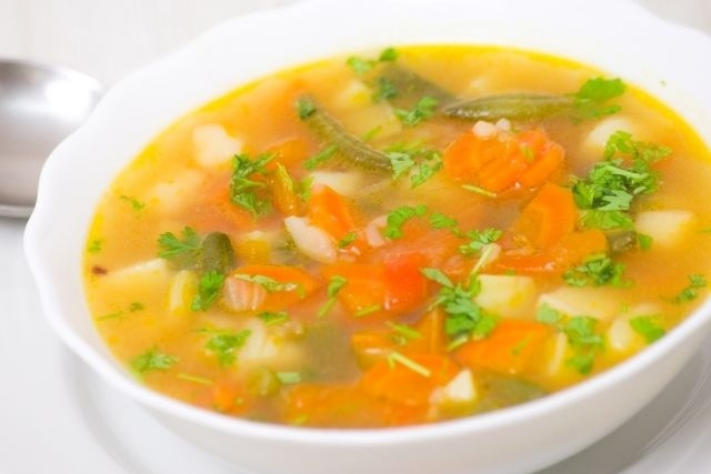 5 foods to cure the flu faster