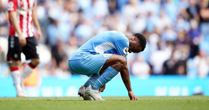 Sterling is flying for England but on the periphery at Manchester City; so  what happens next?