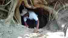Gua Kuno Ditemukan di Sragen, Konon Katanya Bisa Menampung Warga Satu Kampung