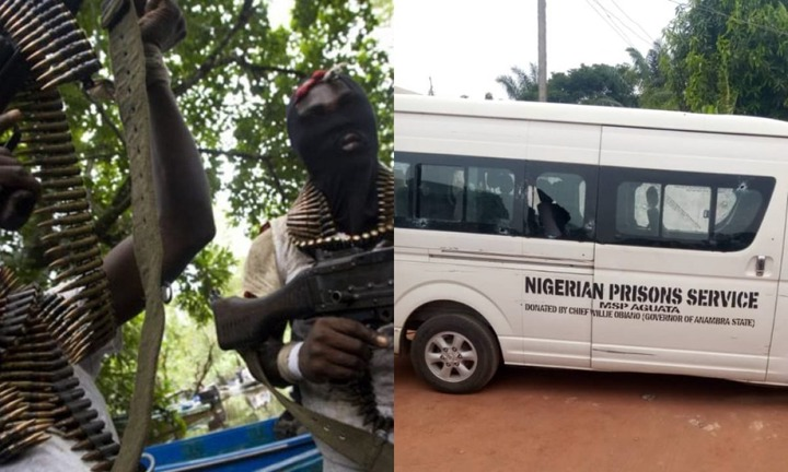 Unknown gunmen kill two NCS staff, attack Police station in Anambra - Daily  Post Nigeria