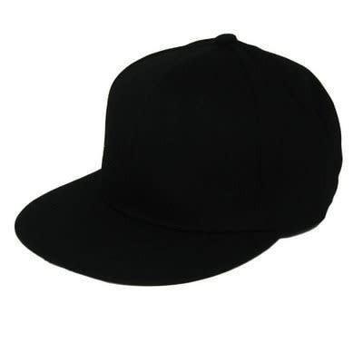 Trendy Snapback Cap - Black   Konga Online Shopping