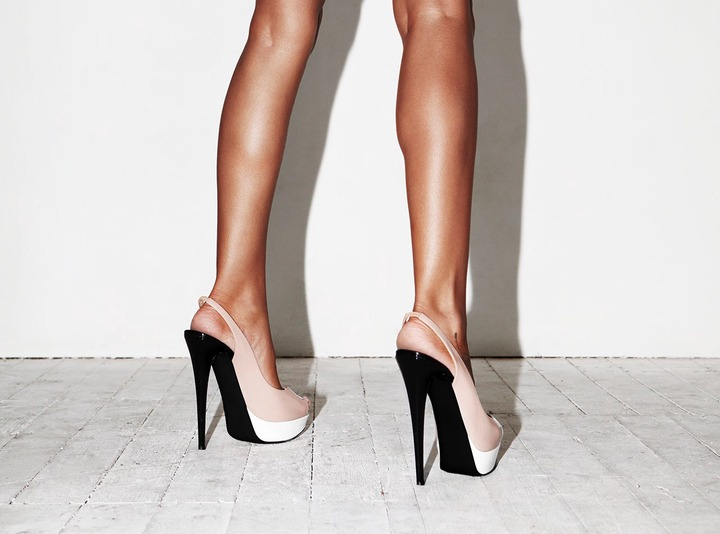 What Wearing High Heels Does To Your Feet | SELF