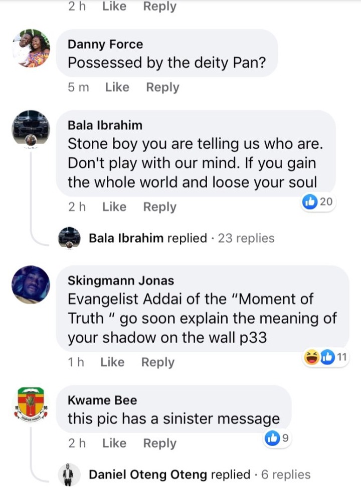 0e2793de4fb4577447d0ee323e9178f9 2?source=nlp&quality=uhq&format=jpeg&resize=720 - Stonebwoy Sparks Controversy With His  New Photo; Ghanians Says He Has Joined 'Illuminati'