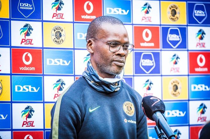 Arthur Zwane Reveals How Kaizer Chiefs Will Approach TS Galaxy