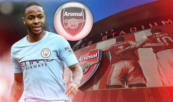 Arsenal Transfer News: Raheem Sterling reveals reaction to Gunners proposal    Football   Sport   Express.co.uk