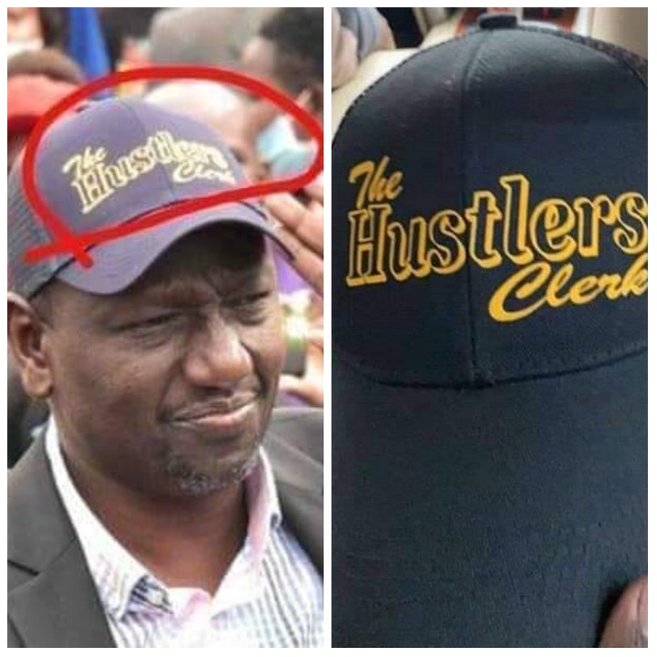 """Hustlers Clerk"""" Cap Sell like Hot Cakes Hours After Dp Ruto Flaunted One - Opera News"""