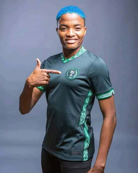 See Pictures Of The Super Eagles Of Nigeria Newly Designed National Team  Jersey's - Opera News