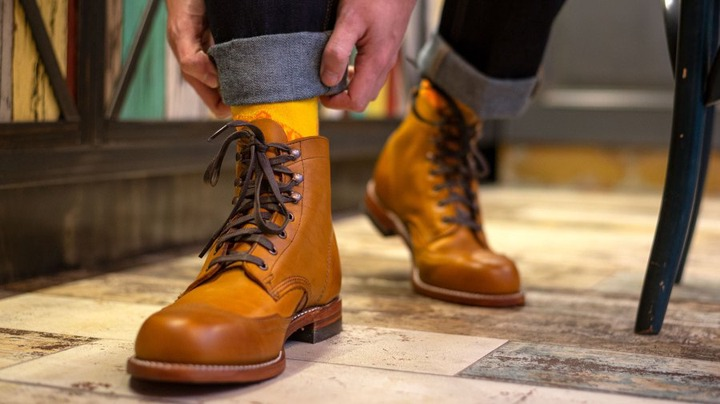 The Best Men's Leather Boots for Men to Buy This Fall 2018