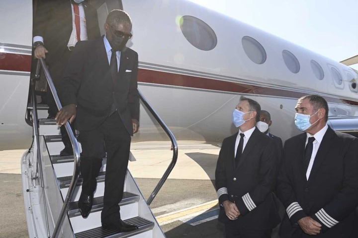Equatorial Guinea vice president meets Herzog in Jerusalem | The Times of  Israel