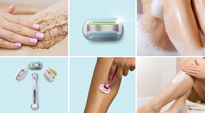 What Causes Razor Rashes and Bumps and How to Prevent Them - Venus