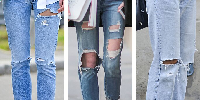 How to Distress Your Jeans in 7 Easy Steps | InStyle