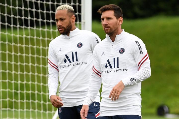Messi near debut however <a class=