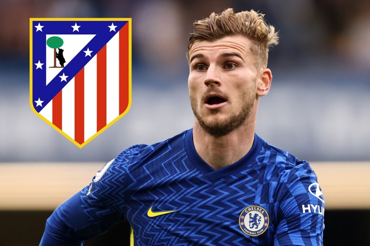 Chelsea star Timo Werner wanted by Atletico Madrid to partner with Luis  Suarez and Griezmann after Southampton goal