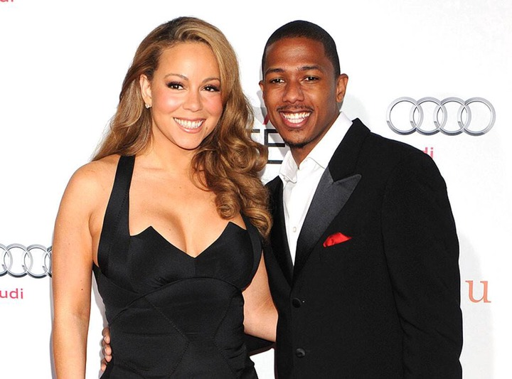 Image result for Nick Cannon and Mariah Carey