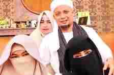 ustaz arifin ilham dan ketiga istrinya