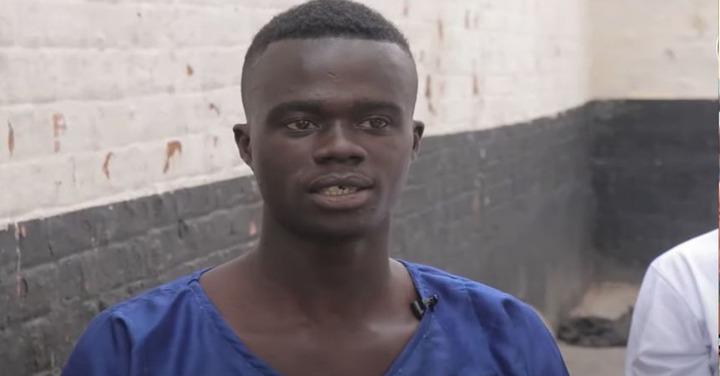 I'm In Prison Because Of 'Kpoo Keke': The Chilling Story Of A Young Prisoner. 51