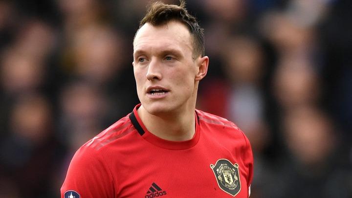 Phil Jones: Twitter apologises for mocking Manchester United defender    Football News   Sky Sports