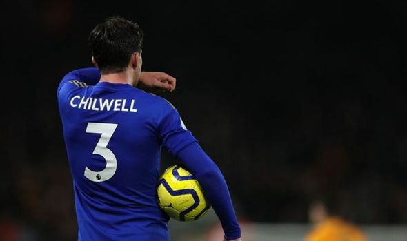 Ben Chilwell to <a class=