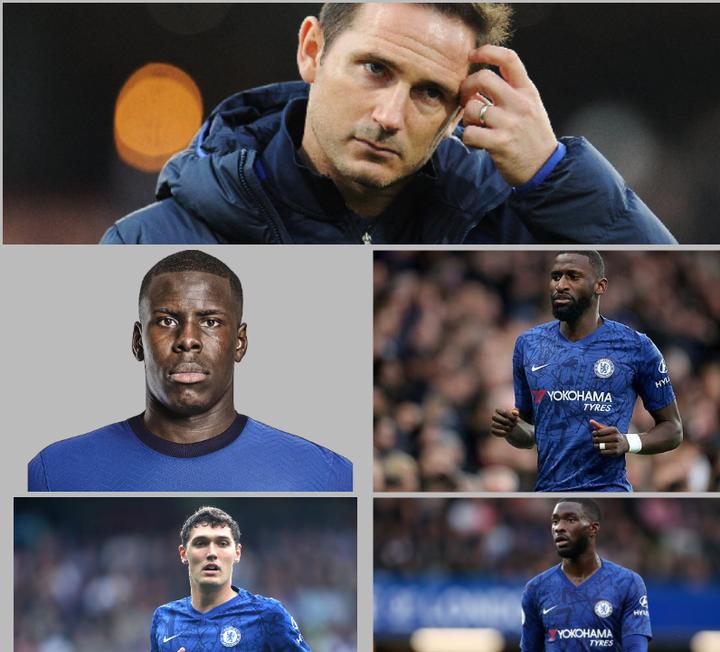 Opinion As Chelsea Nears The Signing Of Thiago Silva And Malang Sarr Who Will Make Way At The Back Opera News