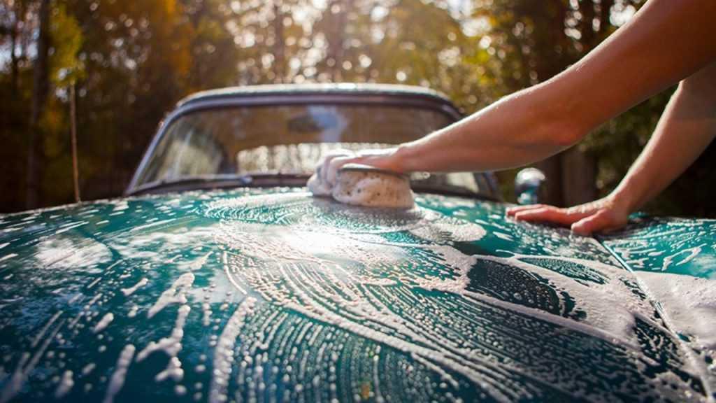 car swirl marks