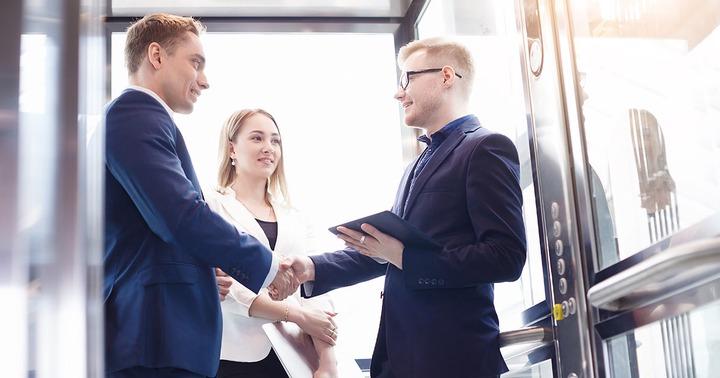 Презентация в лифте»: как продать свою идею за несколько секунд - K.Fund  Media