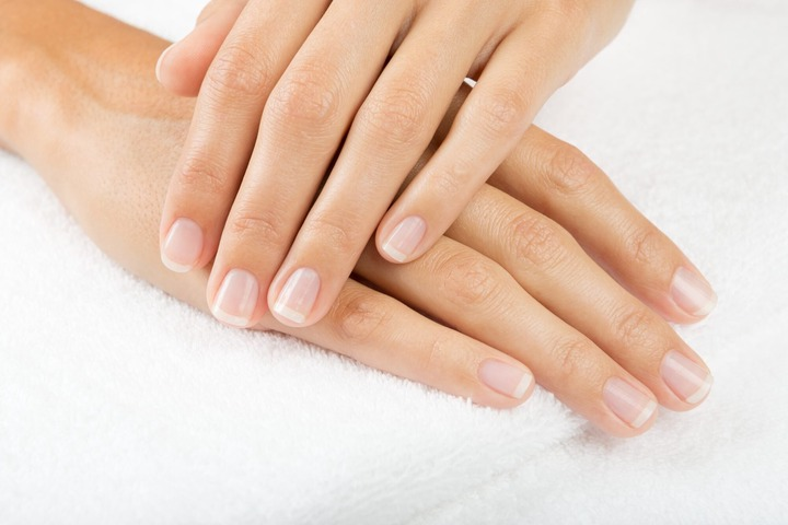 Why Toothpaste Is the Best Way to Whiten Your Nails | Southern Living