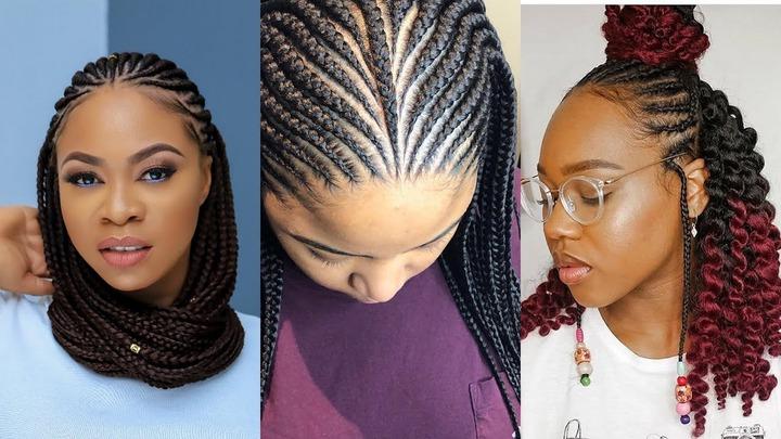 ❤️ EXCEPTIONAL COMPILATION! 2020 Braids Hairstyles for Ladies   50 Best Hairstyles  ideas for Ladies. – Lifestyle Nigeria