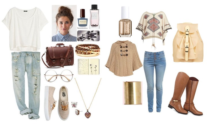 What To Wear At College - Her Style Code