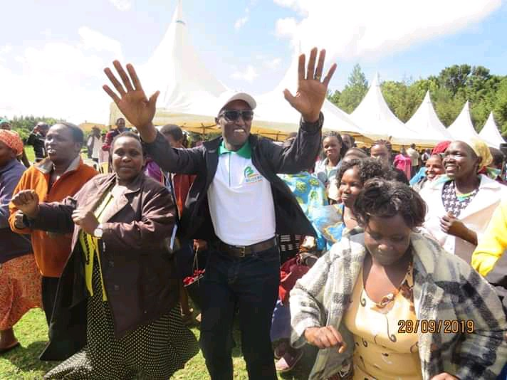 Buzeki hits at Uasin Gishu government for forcefully relocating mitumba  sellers to West market