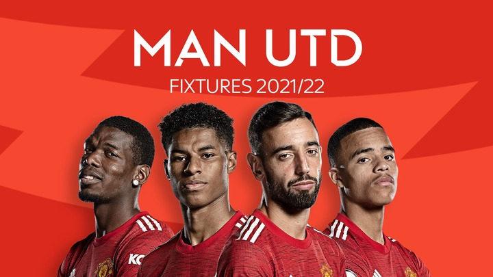 Manchester United: Premier League 2021/22 fixtures and schedule   Football  News   Sky Sports