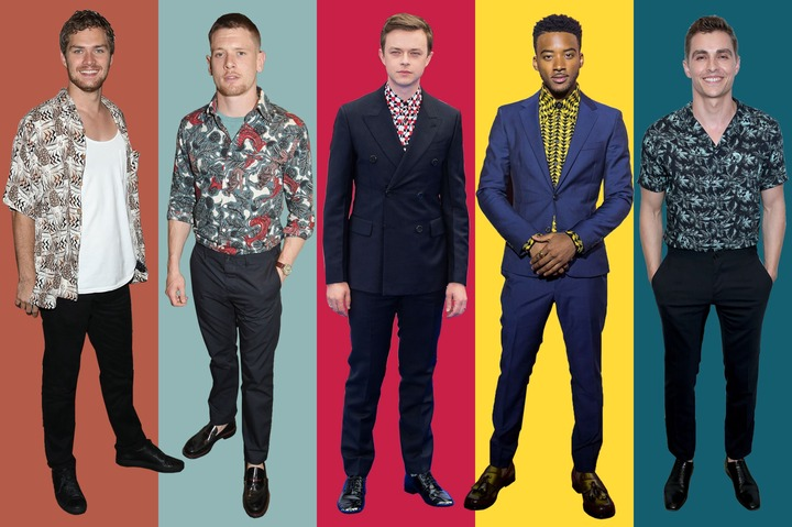 Every Stylish Young Actor Loves a Bold-Print Shirt (And You Should Too) | GQ