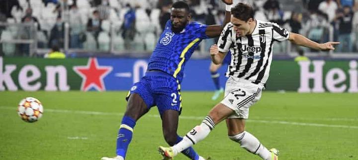 Juventus vs Chelsea 1-0: Chiesa Strike Sinks European Champions
