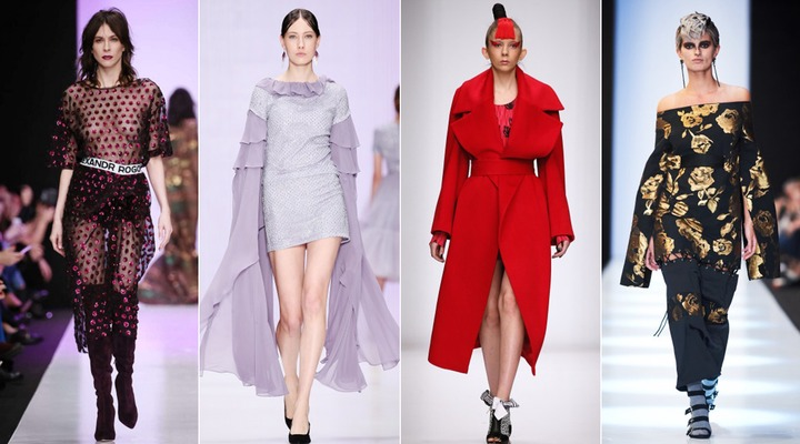 Bright, Bold and Adventurous: The Standout Looks From Mercedes-Benz Fashion  Week Russia