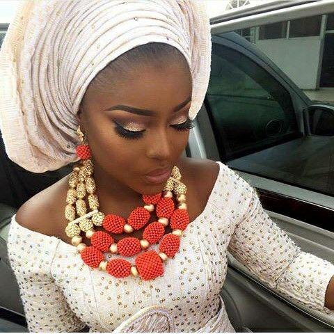 22 Owambe beads ideas   african beads, nigerian beads, beads