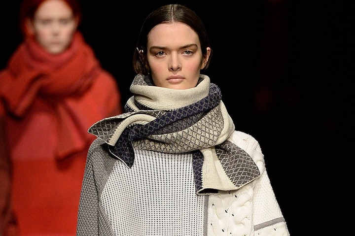 Fashionable scarves and hats for fall-winter 2020-2021 - Confetissimo -  women's blog