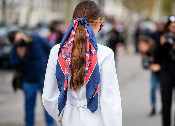 10 Head Scarf Styles for Bad Hair Days and Beyond - PureWow