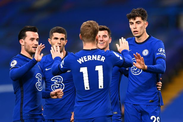 Thiago Silva shines as Havertz finds feet - Chelsea players and Lampard  rated for season so far - football.london