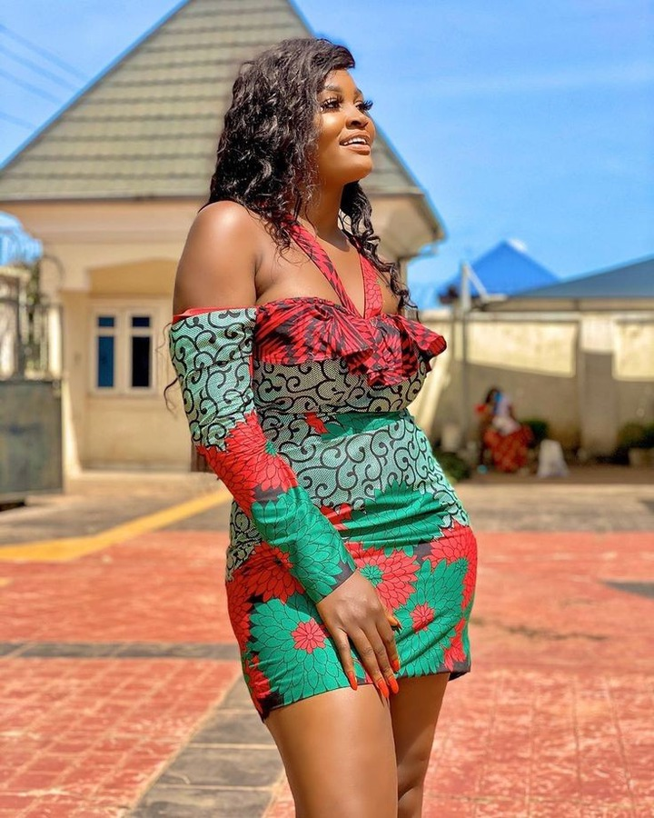 Top 10 Naija Celebs Blessed With Hot Curves Without Plastic Surgery 5