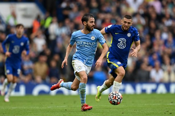 Bernardo is providing the Silva lining for Man City transfer frustrations -  Simon Bajkowski - Manchester Evening News