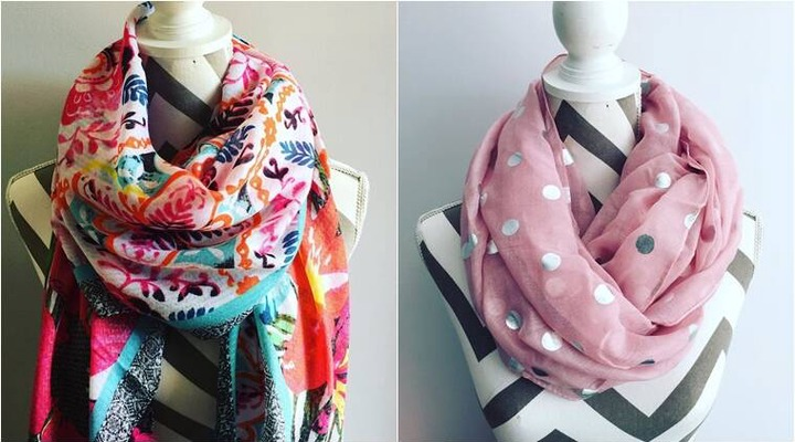 Have a knotty affair this summer: 6 stylish ways to tie your scarf |  Lifestyle News,The Indian Express